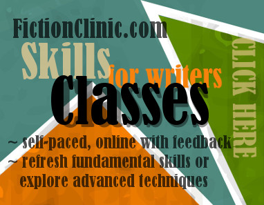 Fiction Clinic Classes for Writers